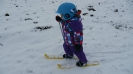 skier à 21 mois